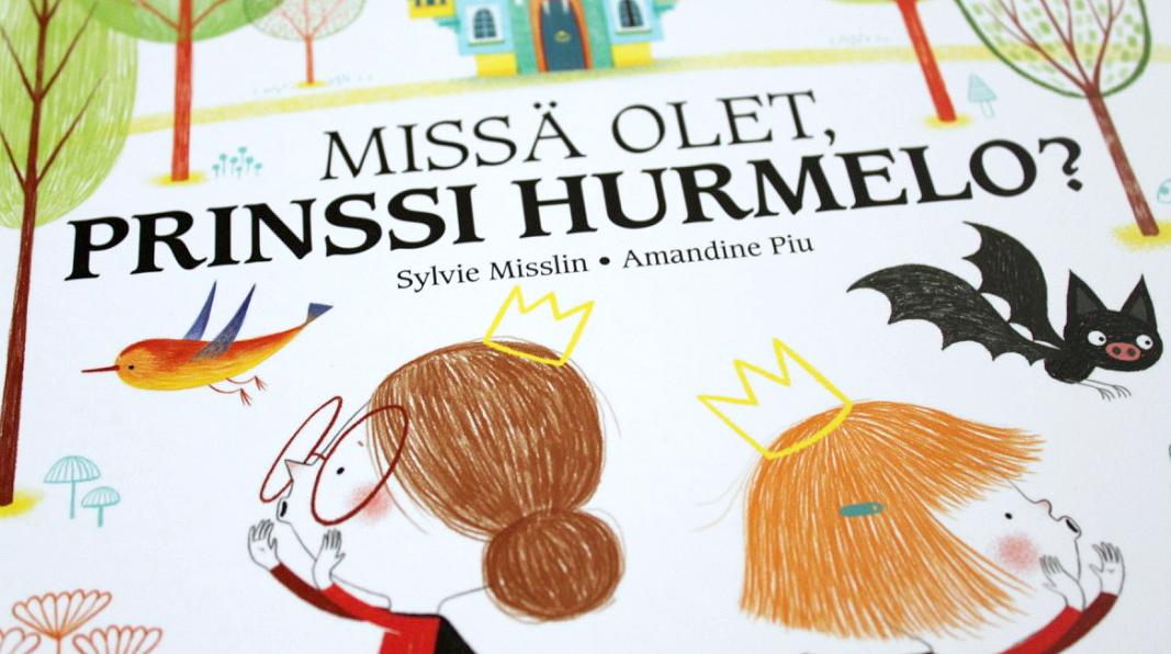 Interaktiivinen lastenkirja