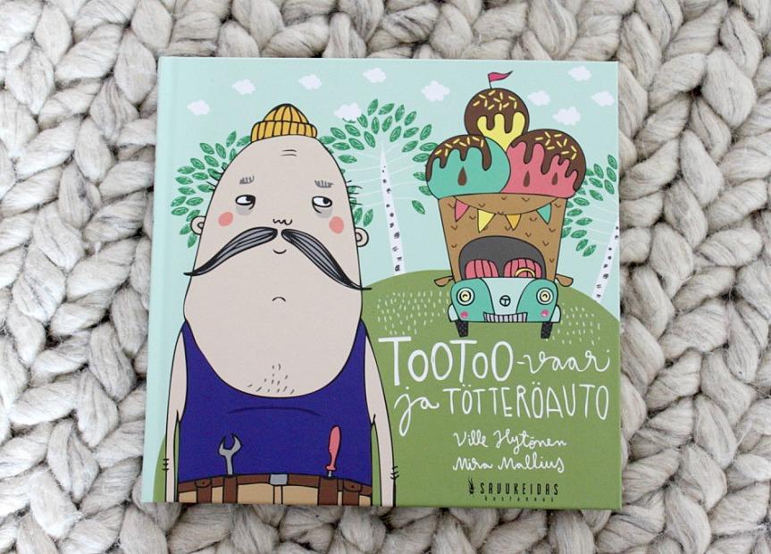 Tootoo-vaari ja Tötteröauto