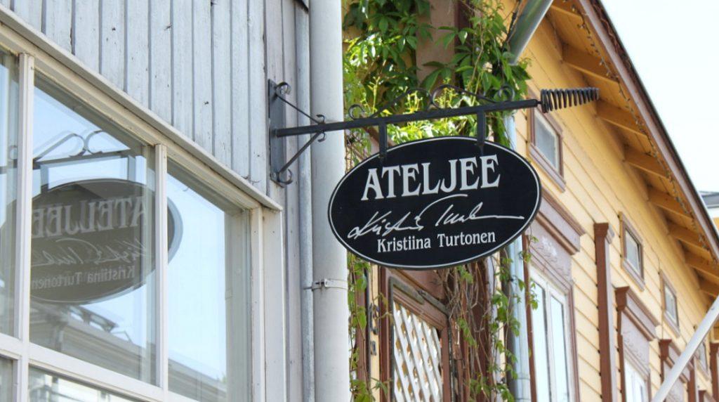 Ateljee-Galleria Kristiina Turtonen