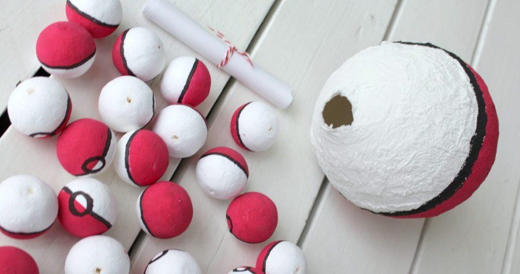 Pokemon-palloja