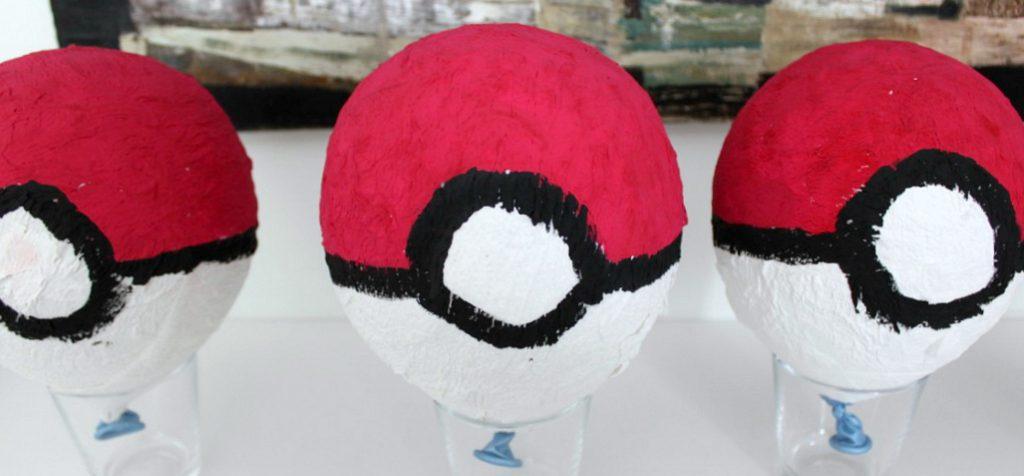 Pokémon-pallot Pokémon-synttäreille