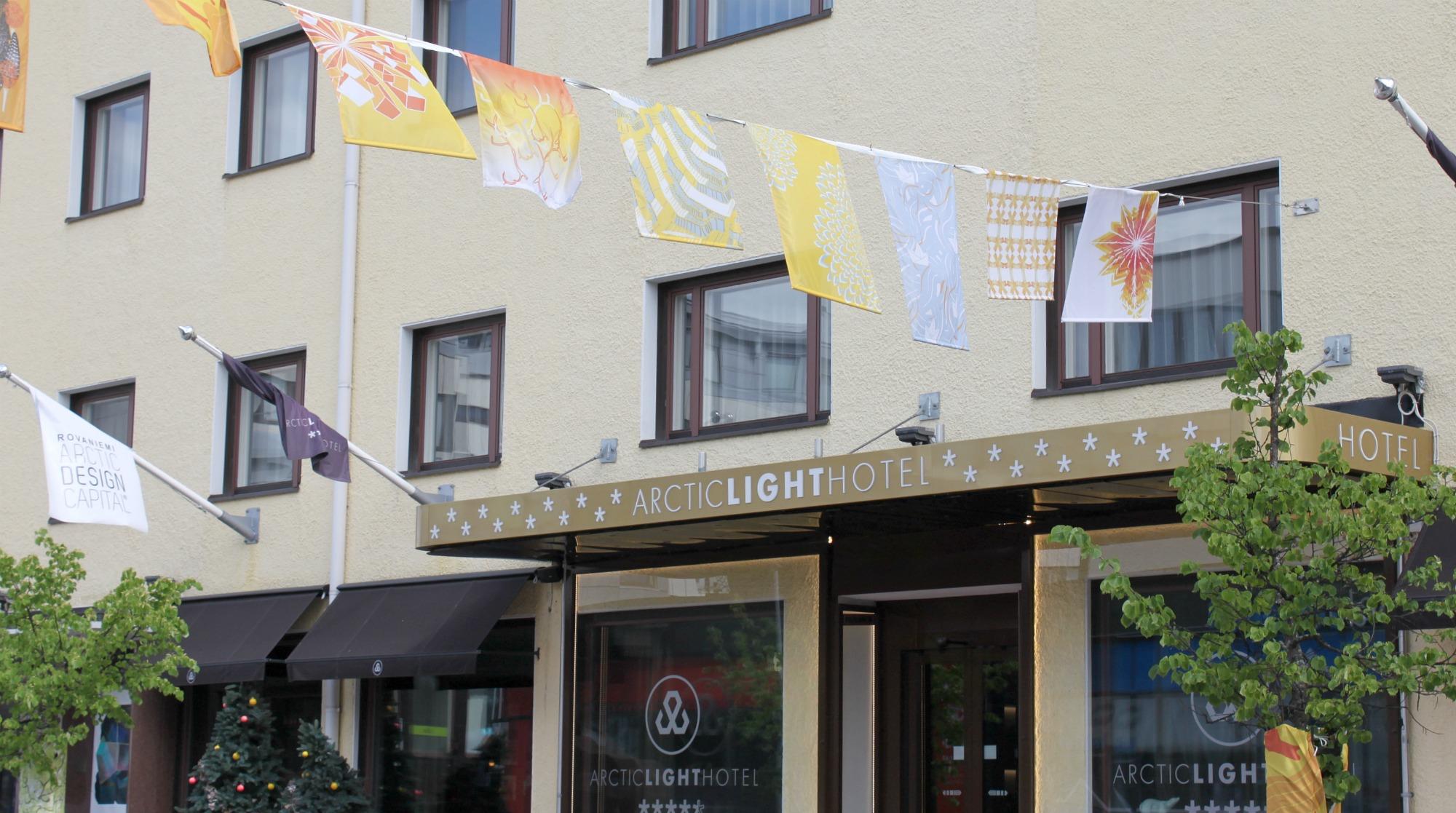 Arctic Light Hotel / Rovaniemi
