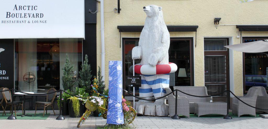 Arctic Boulevard Rovaniemellä