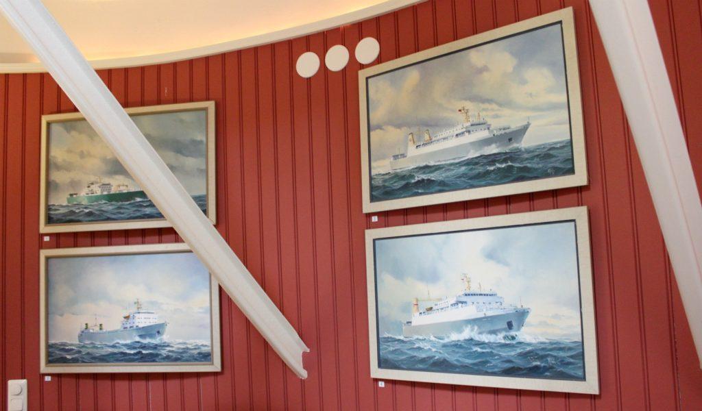 Rauman merimuseo / Konevoimaa-näyttely