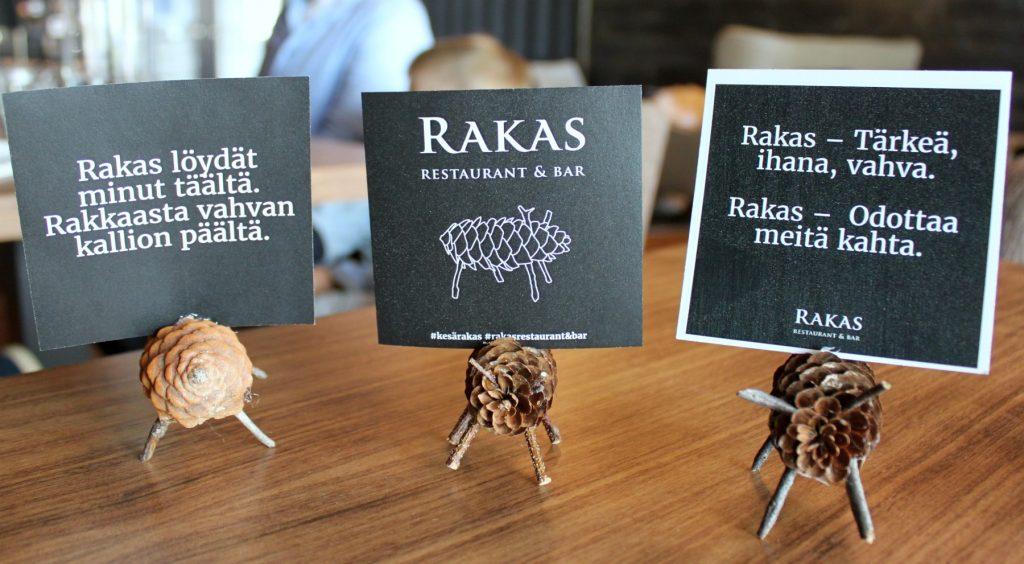 Ravintola Rakas / Arctic TreeHouse Hotel