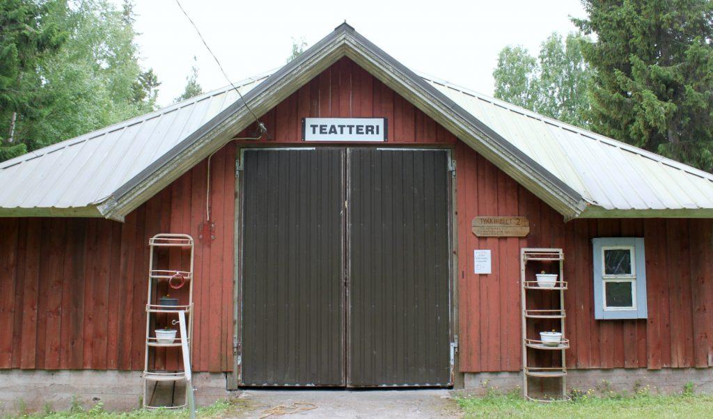 Teatteri / Kuuskajaskari