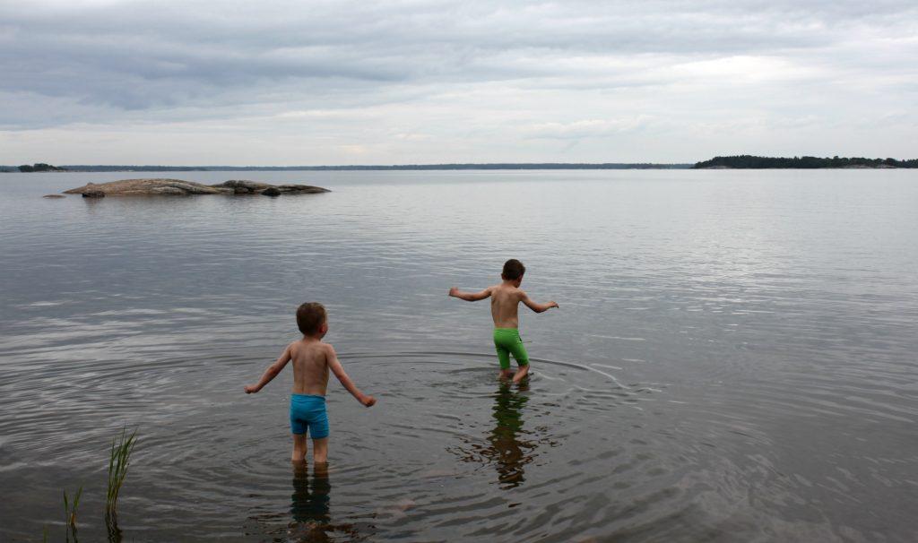 Kuuskajaskari / uimapaikka