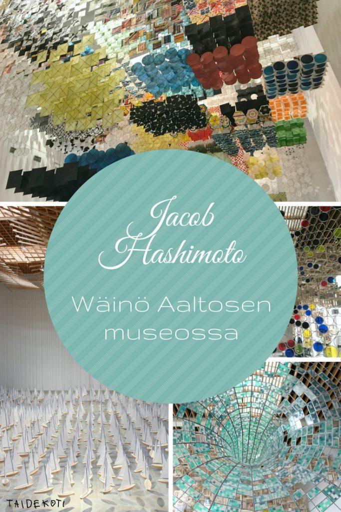 Wäinö Aaltosen museo / Jacob Hashimoto