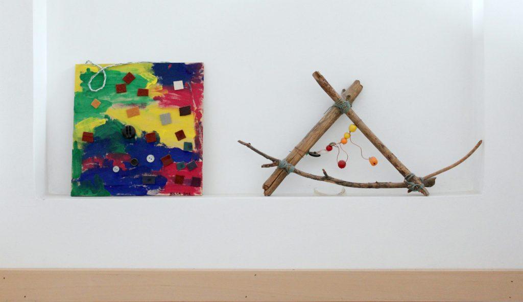 Lapsen taidetta