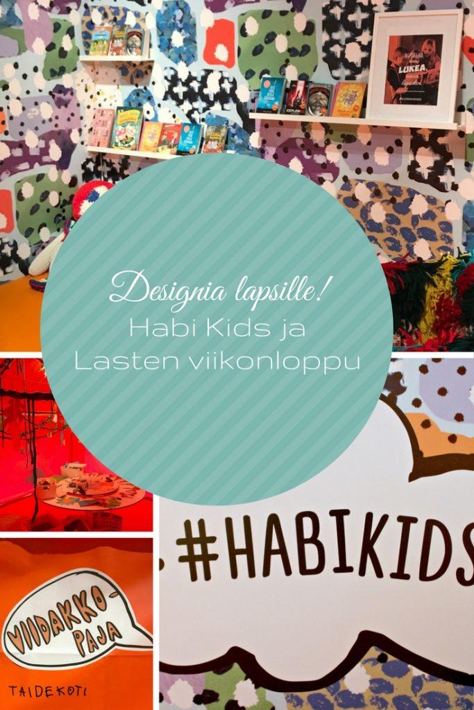 Habi Kids ja Lasten viikonloppu
