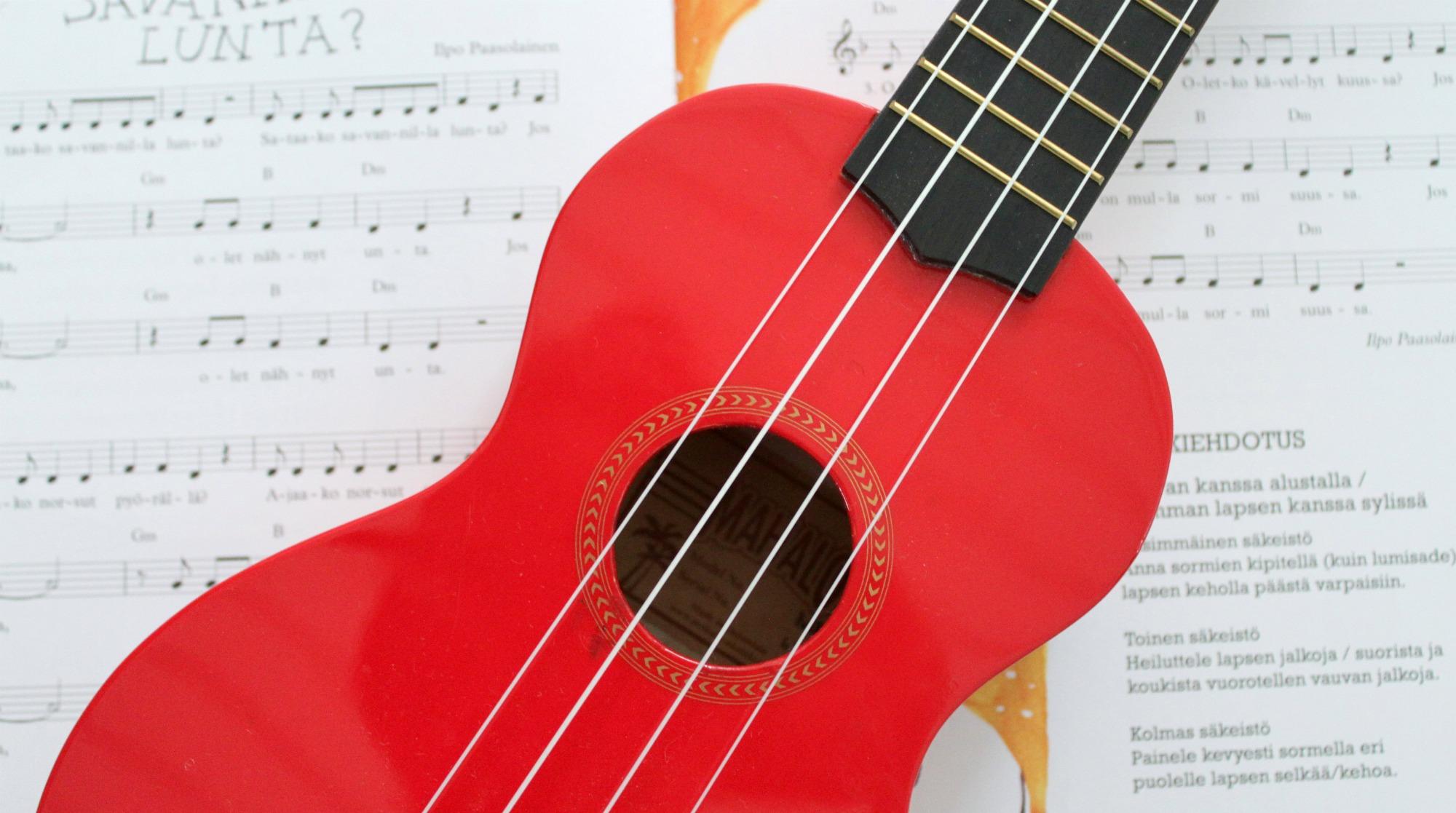 Musiikkivinkkejä