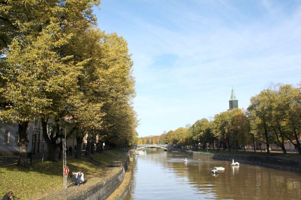 Turku / Aurajoki