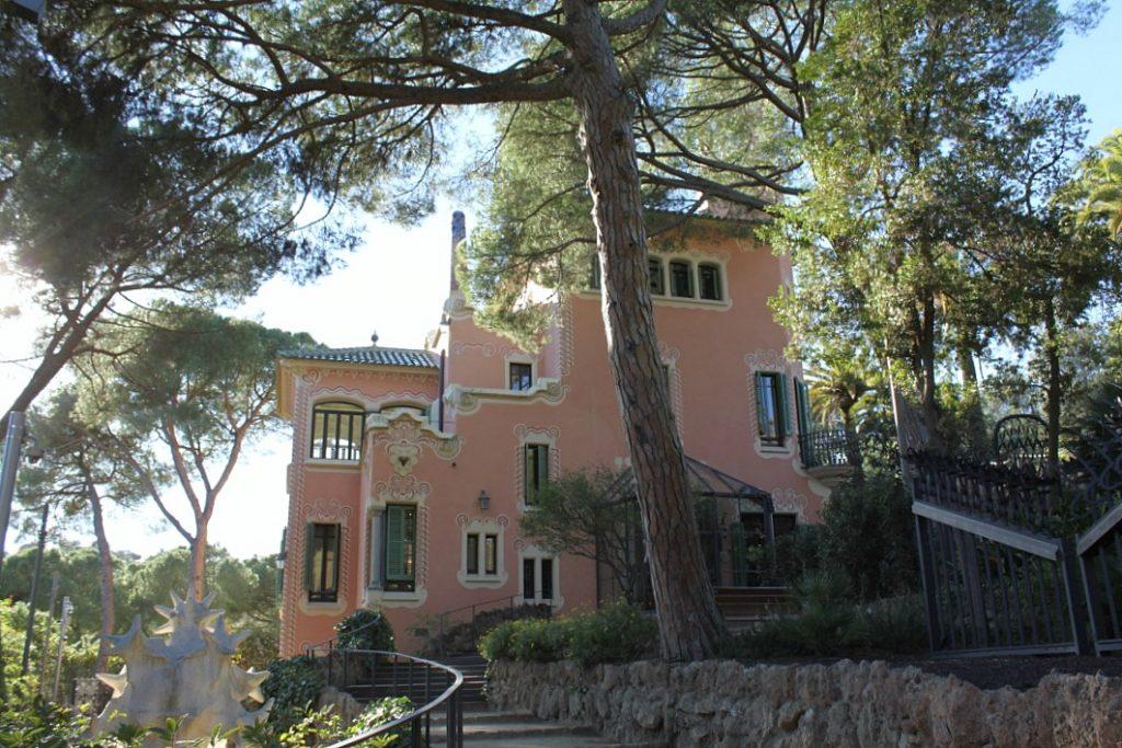 Gaudi-museo / Barcelona