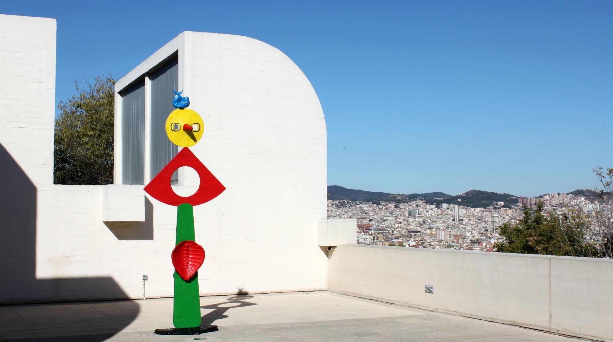 Fundacío Joan Miró
