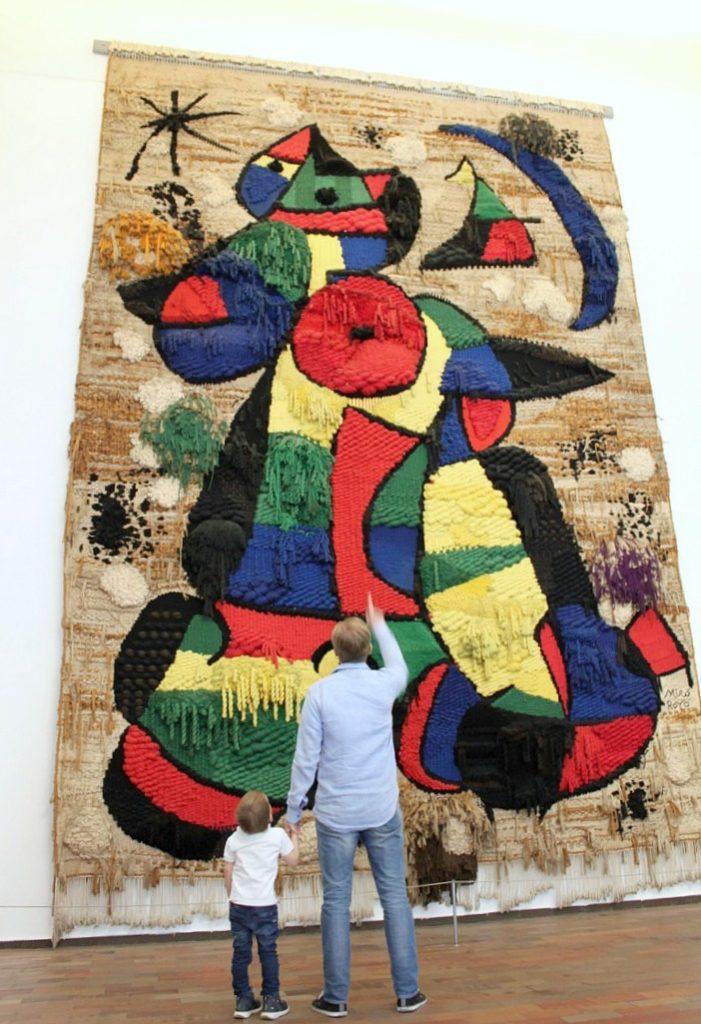 Miro-museo Barcelonassa