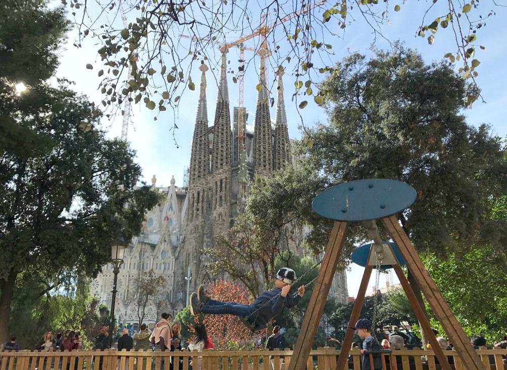 Sagrada Familia / Barcelona