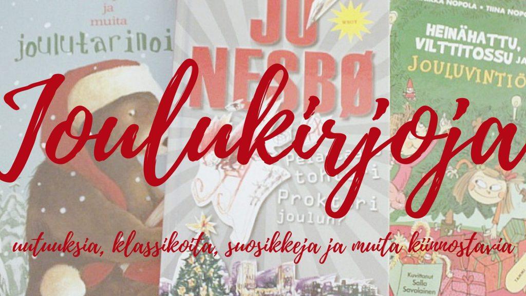 Joulu / lastenkirjoja