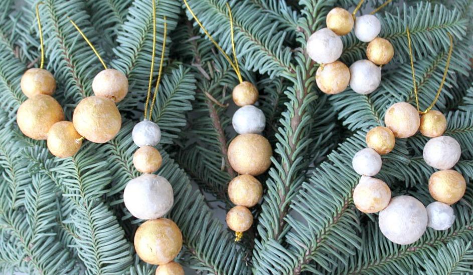 Joulukoristeet / jouluaskartelu