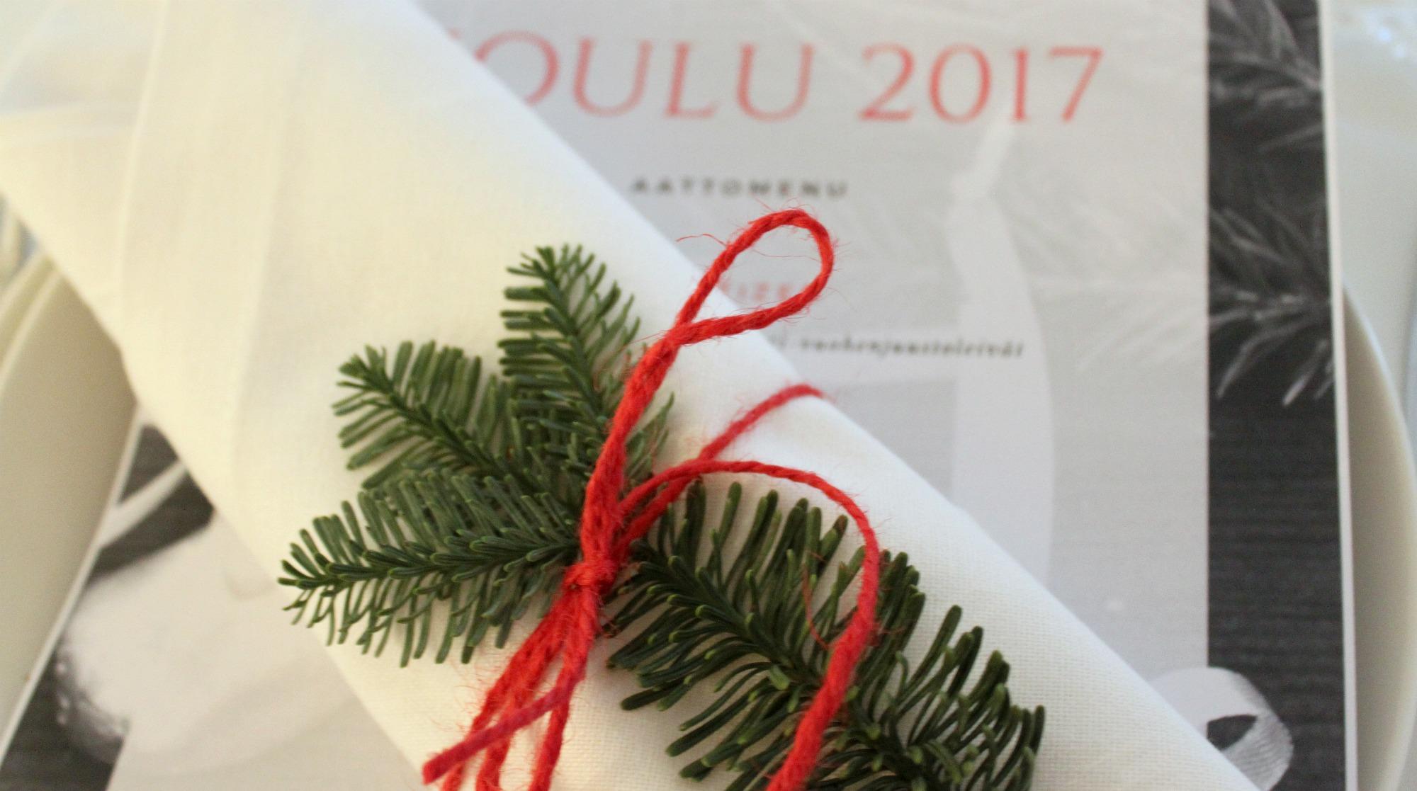 Joulu / vinkit tuleviin vuosiin