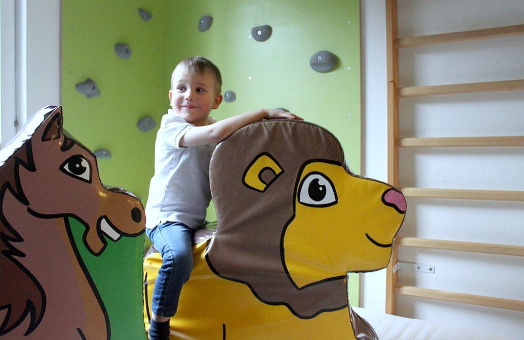 Viidakkosynttärit / soft play -leluja