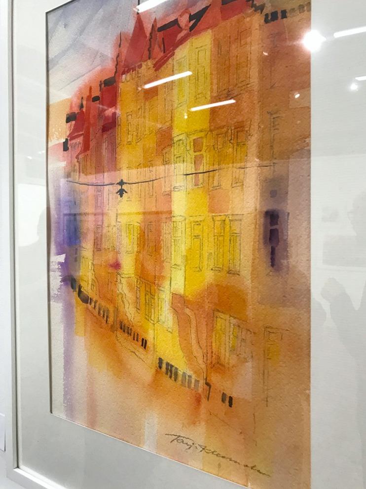 Tarja Kleemola / Akvarellimaalaus
