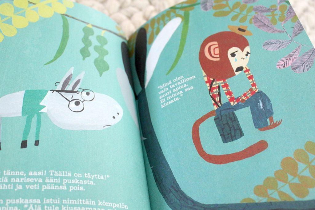 Ville Hytönen, Matti Pikkujämsä: Hipinäaasi apinahiisi (Tammi 2013)