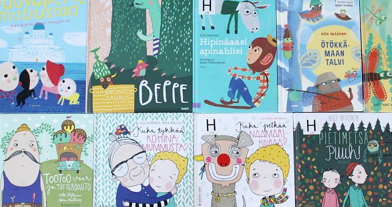 Hyviä lastenkirjoja / Ville Hytönen