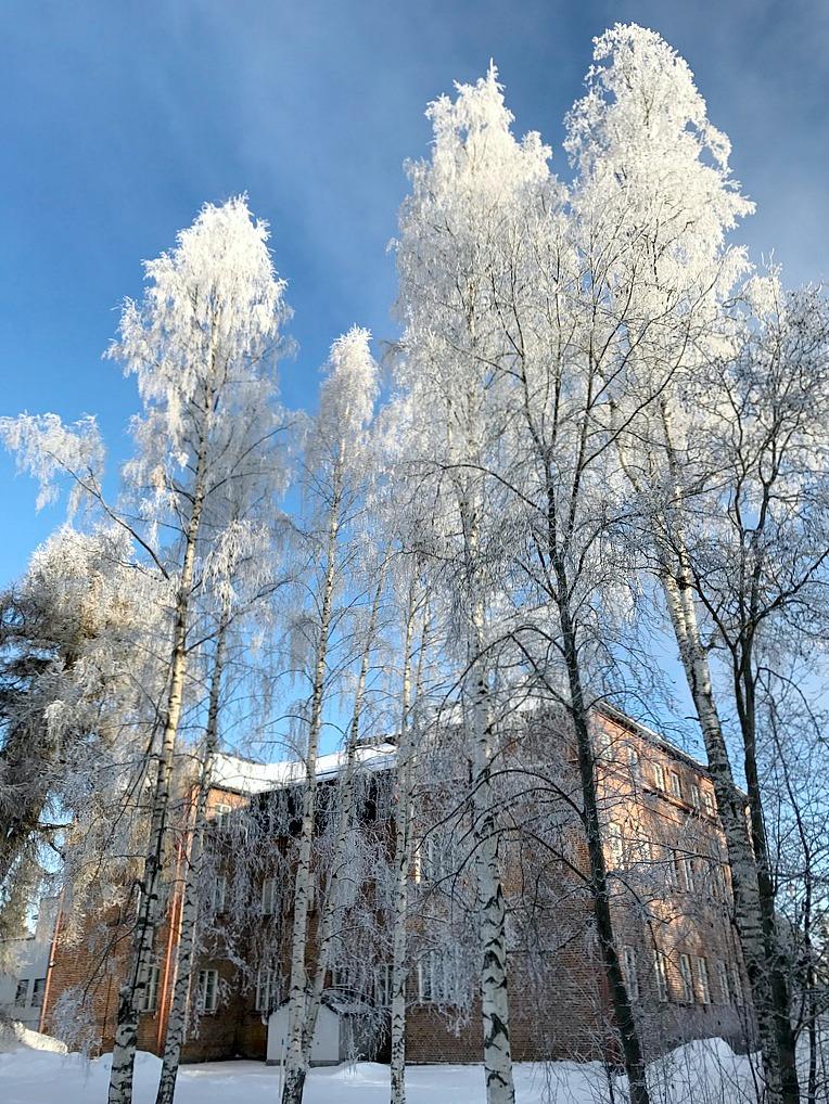 Hotelli Lasaretti / Oulu