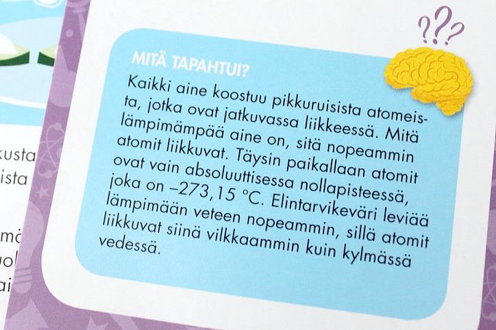 Tiedetemput / Oppi&ilo