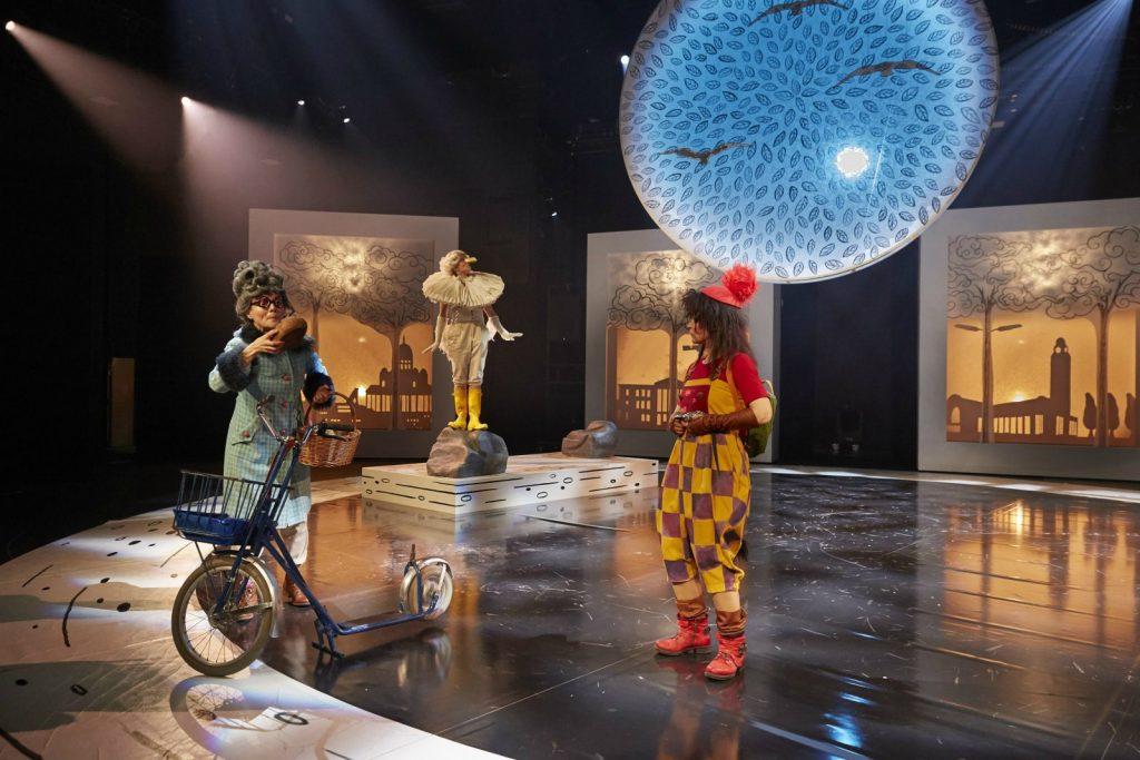 Mörköooppera / Helsingin Kaupunginteatteri
