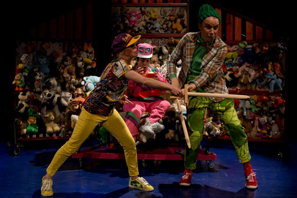 Tanssiteatteri Hurjaruuth / Pinokkio