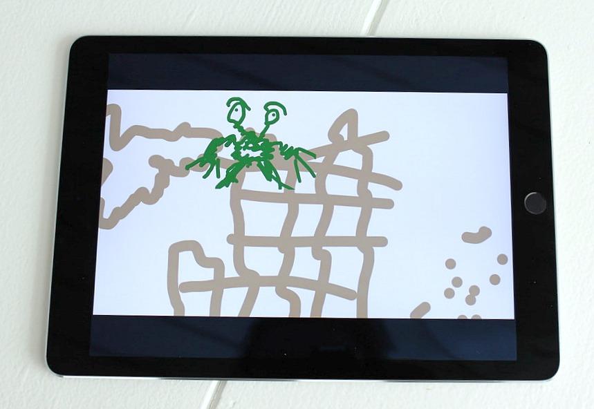 Toontastic 3D / Digitaalinen sovellus lapsille