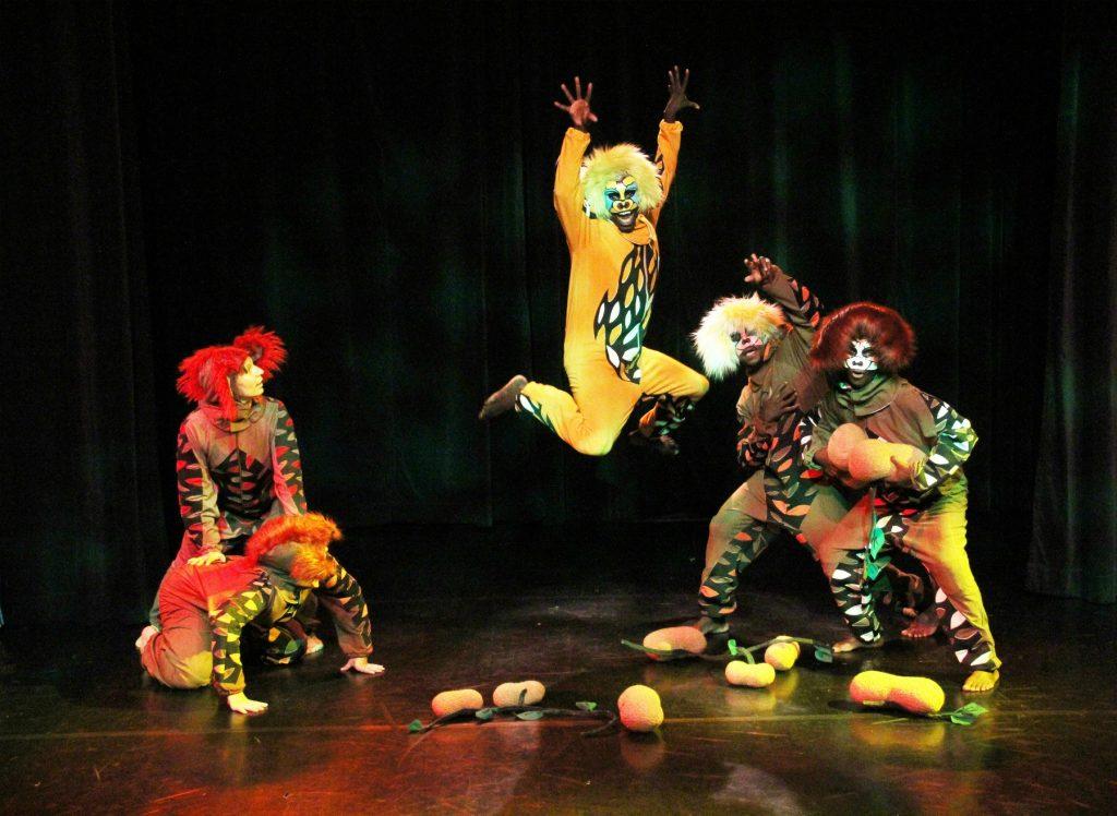 Ruutia! Kansainvälinen tanssifestivaali lapsille ja nuorille