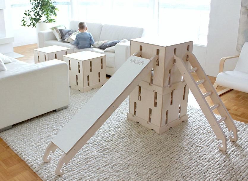 Gymi Furniture / Liukumäkisetti