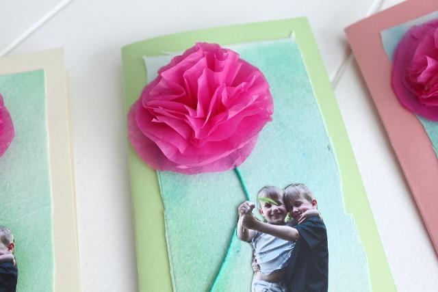 Kiitoskortti päiväkodin aikuisille / kortti