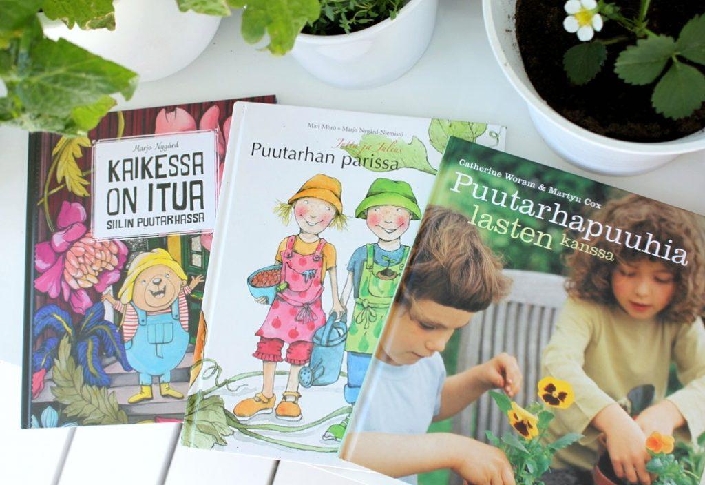 Puutarhakirjoja lapsille / viljely