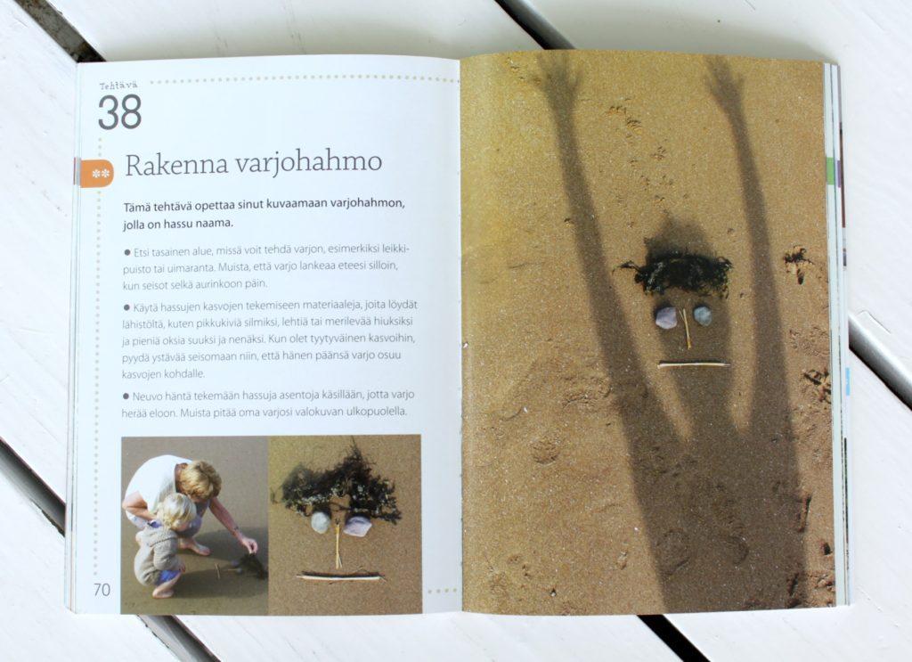 Kesätaide / Kesäpuuha / Varjoleikit