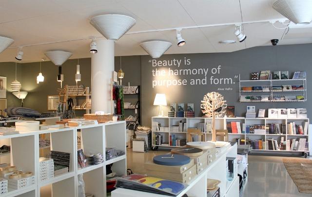 Alvar Aalto -kauppa
