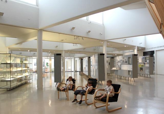Alvar Aalto -museo / Jyväskylä