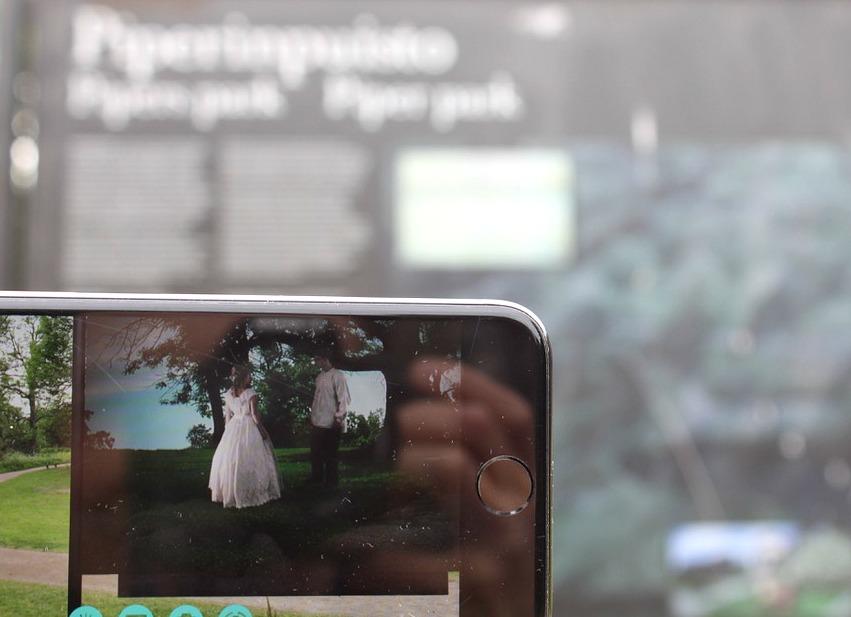 Lisätty todellisuus / Suomenlinna