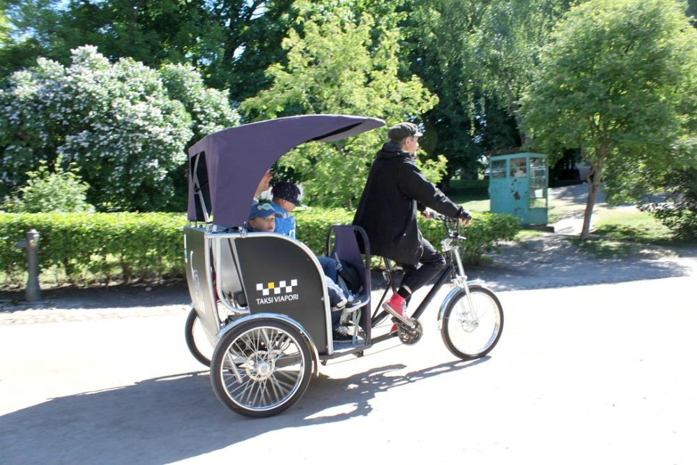 Taksi Viapori / Suomenlinna