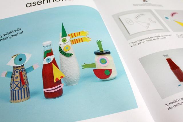 Tutki ja tee taidetta / Etana Editions