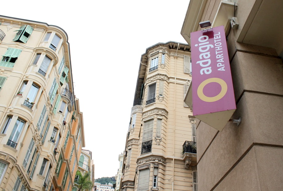 Adagio Aparthotel / Monaco