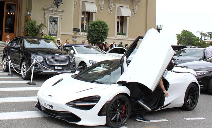 Monaco / Monte Carlo Casino / McLaren