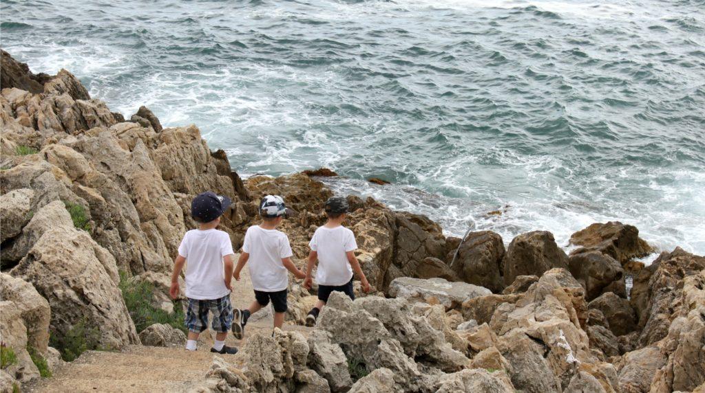 Lasten kanssa Ranskan Rivieralla
