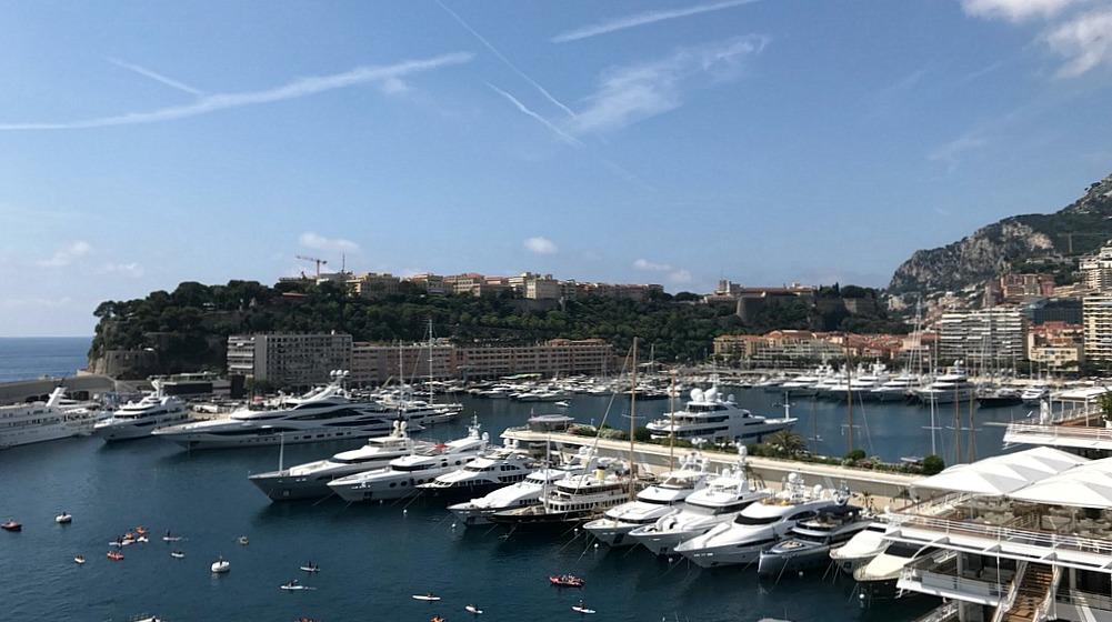 Monaco / satama