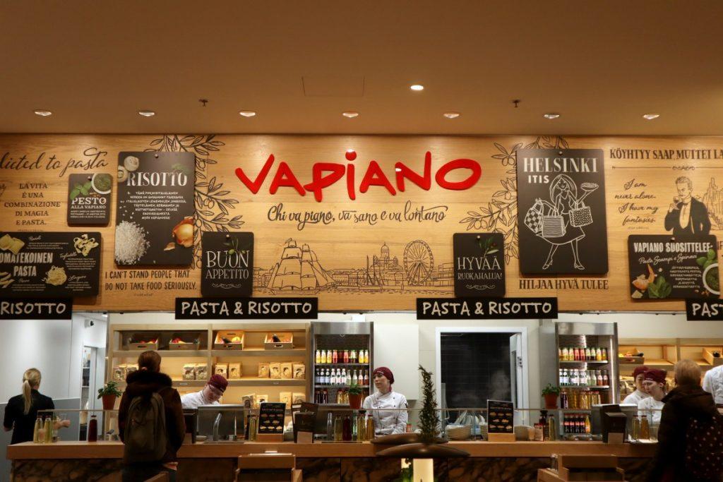 Vapiano / Kauppakeskus Itis