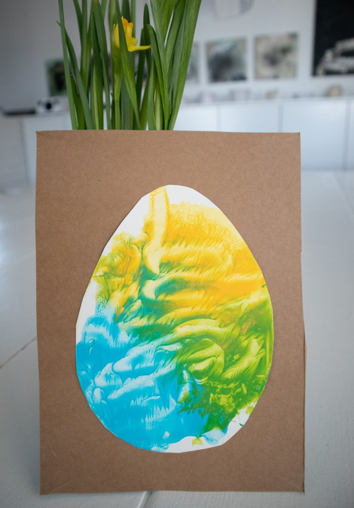 Pääsiäisaskartelua lasten kanssa - 10 ideaa kierrätysmateriaaleista